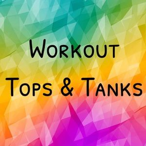 Workout Tops & Tanks
